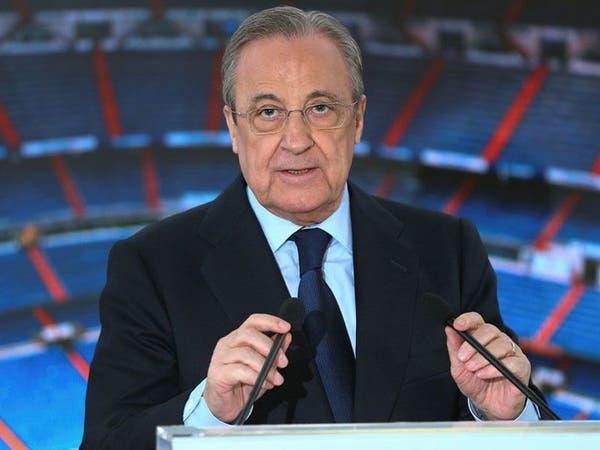 بيريز: ريال مدريد لن يخوض مبارياته على ملعب سانتياغو برنابيو