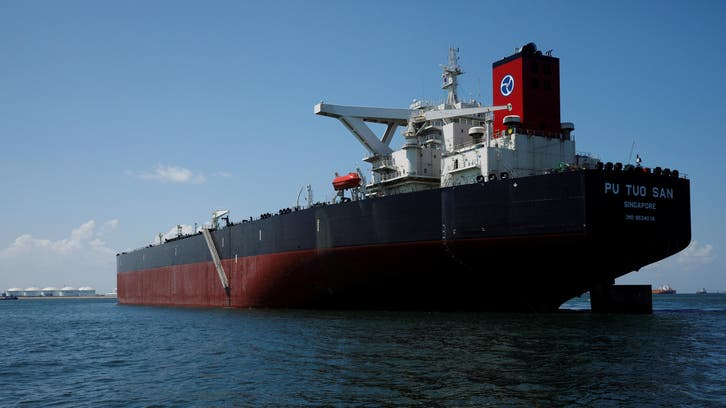 Oil tankers queue off China's coast, suggesting rebound in crude demand