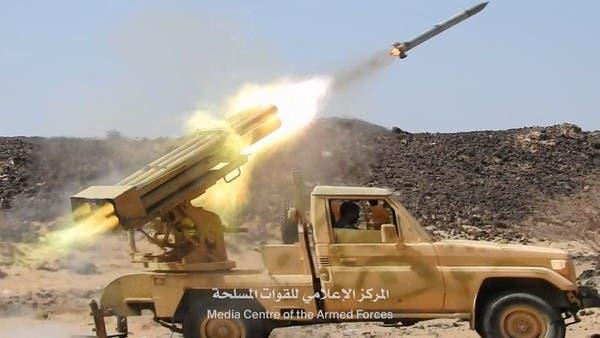 الجيش اليمني يشن هجوماً واسعاً على الحوثيين في الجوف