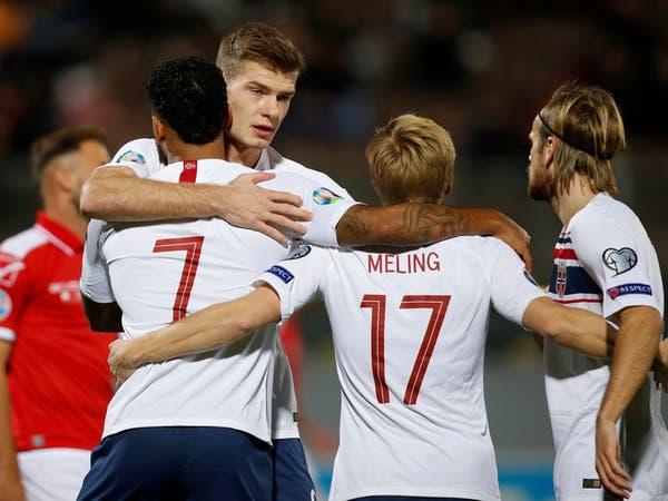 النرويج تسرح لاعبيها مؤقتاً بسبب التداعيات الاقتصادية