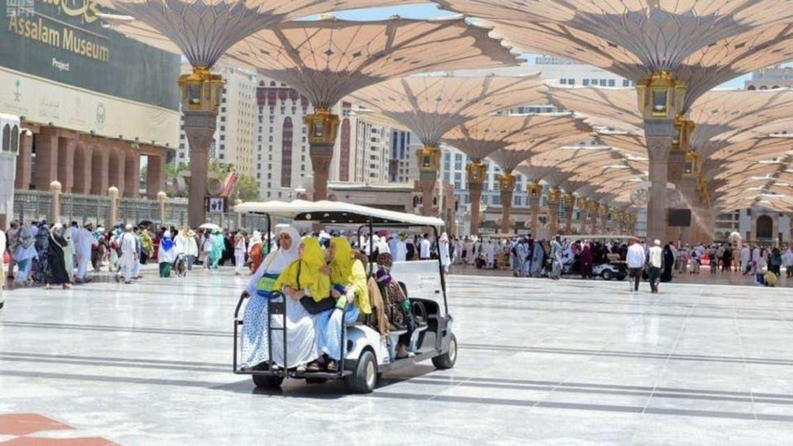 KSA: Masjid