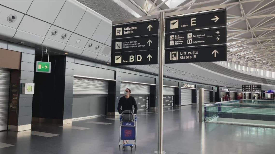أفضل مطارات أوروبا في زيورخ بلا مسافرين