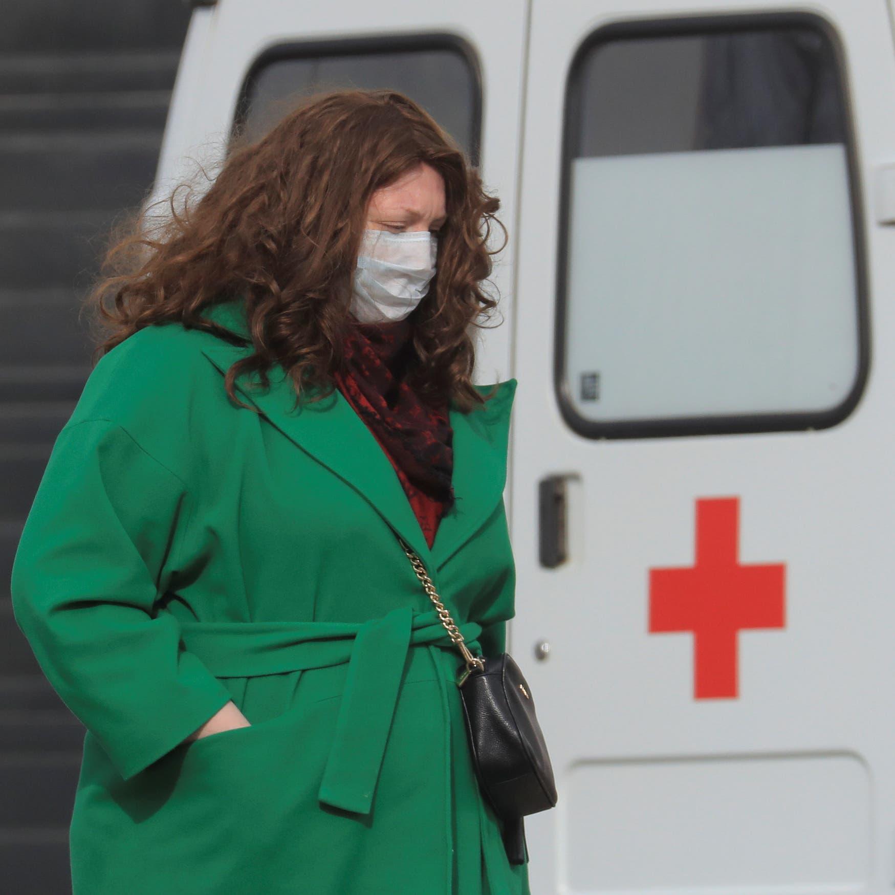 بعد إصابات قياسية بكورونا.. مستشفيات موسكو تقترب من الحدود القصوى