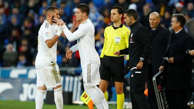 مهاجم ريال مدريد يواجه تهماً جنائية لانتهاك الحجر الصحي