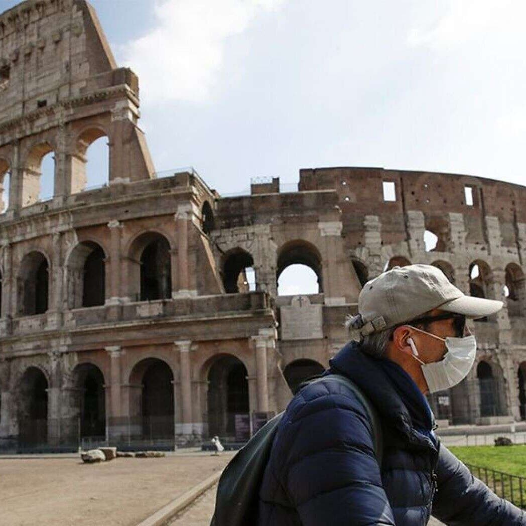 إيطاليا تسجل عددا أقل من حالات كورونا لليوم الثاني على التوالي