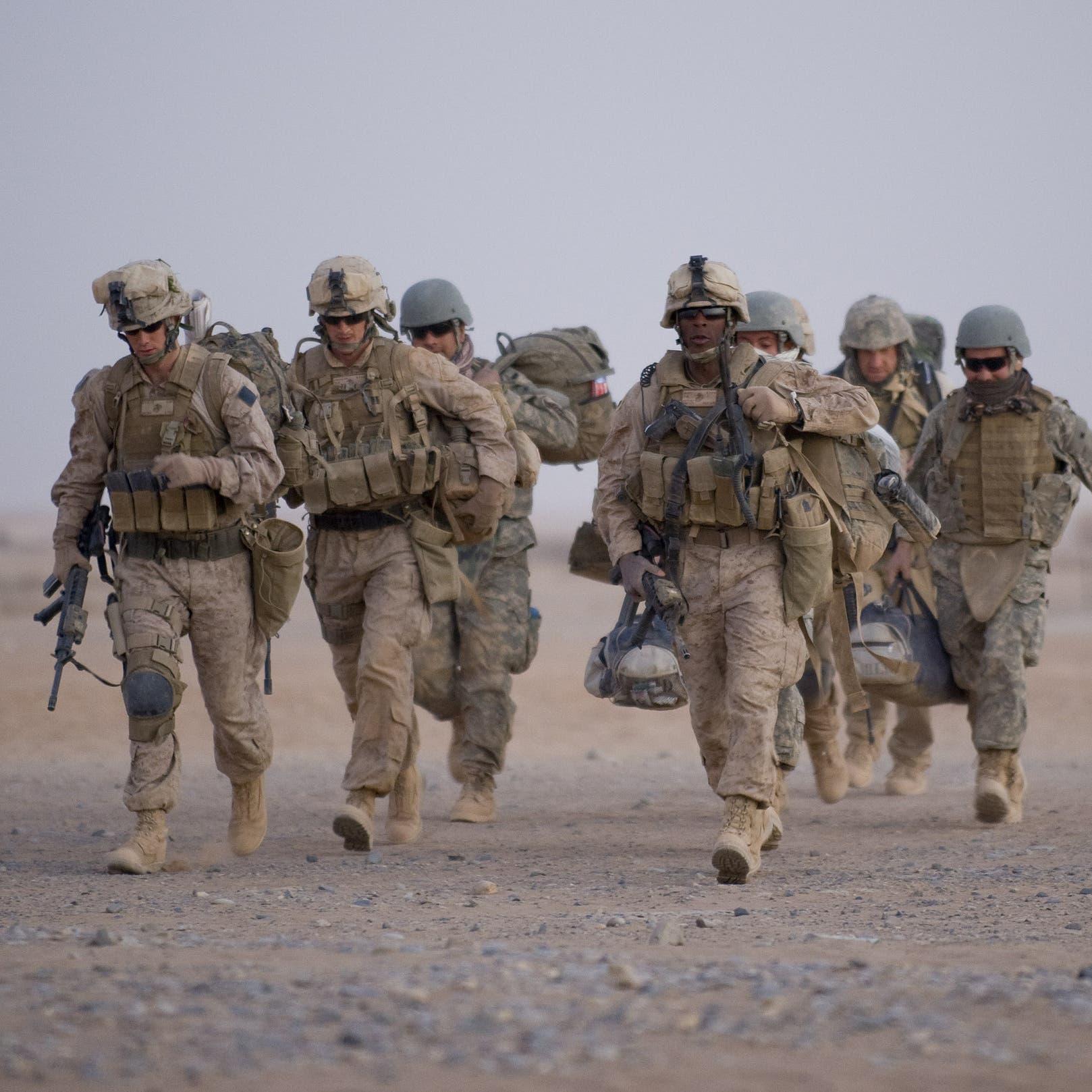 """عزل 1500 من الجيش الأميركي بأفغانستان بسبب """"عوارض إنفلونزا"""""""