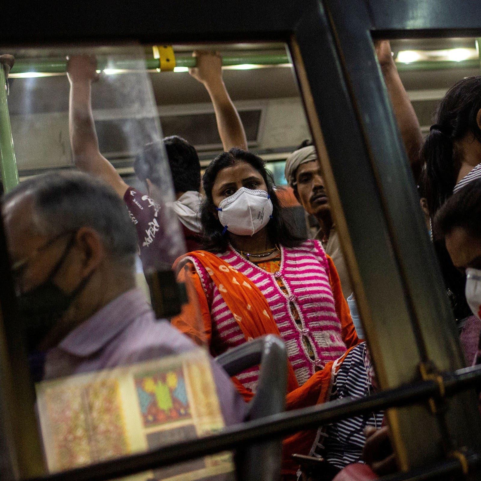 لليوم السابع.. الهند تسجل أكبر قفزة في إصابات كورونا
