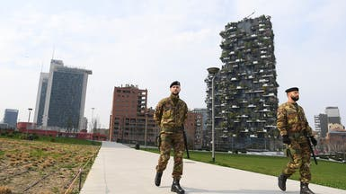 الجيش الإيطالي يفرض العزل بالقوة لحصار كورونا