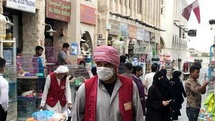 كورونا يسجل إصابات في قطر والأردن والكويت وتونس