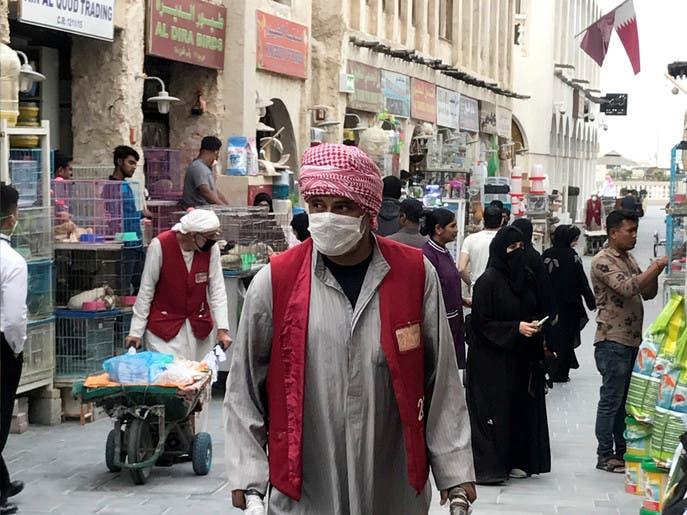 قطر.. 549 مصابا بكورونا وإغلاق الأعمال التجارية