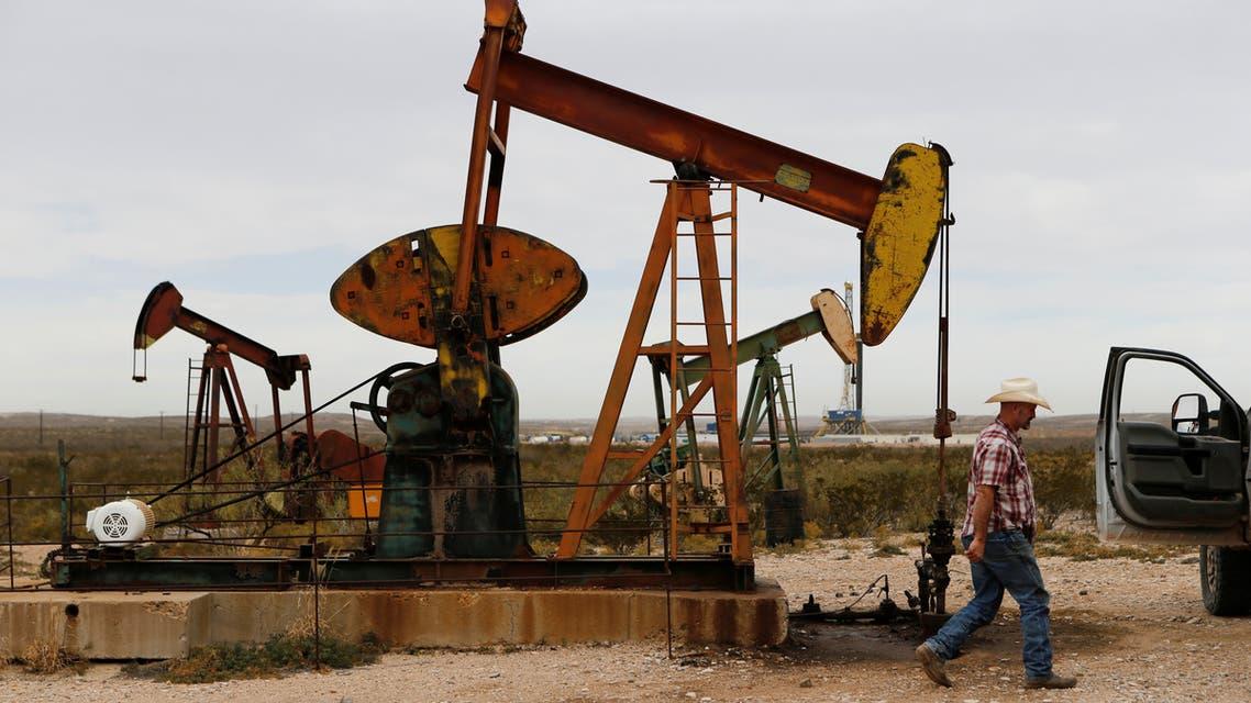 A pump jack in Texas, November 25, 2019. (File photo: Reuters)