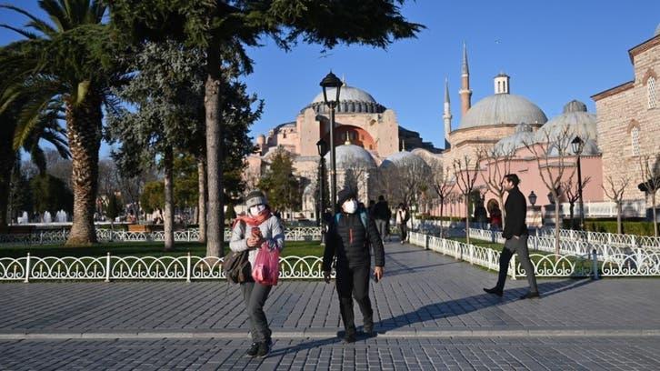 تركيا.. كورونا يهوي بأعداد السياح 61%
