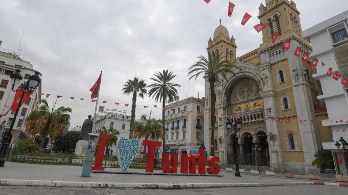 تونس - فرانس برس كورونا