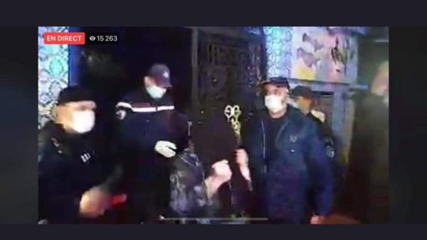 اعتقال عروسين في الجزائر.. والمدعوون إلى الحجر