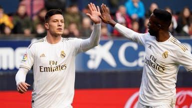 ريال مدريد يعلن عن إصابة مهاجمه بكسر خلال فترة العزل