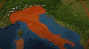 كورونا يعصف بإيطاليا!