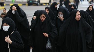 رغم منع التجول... عراقيون يتدفقون إلى الكاظمية ببغداد