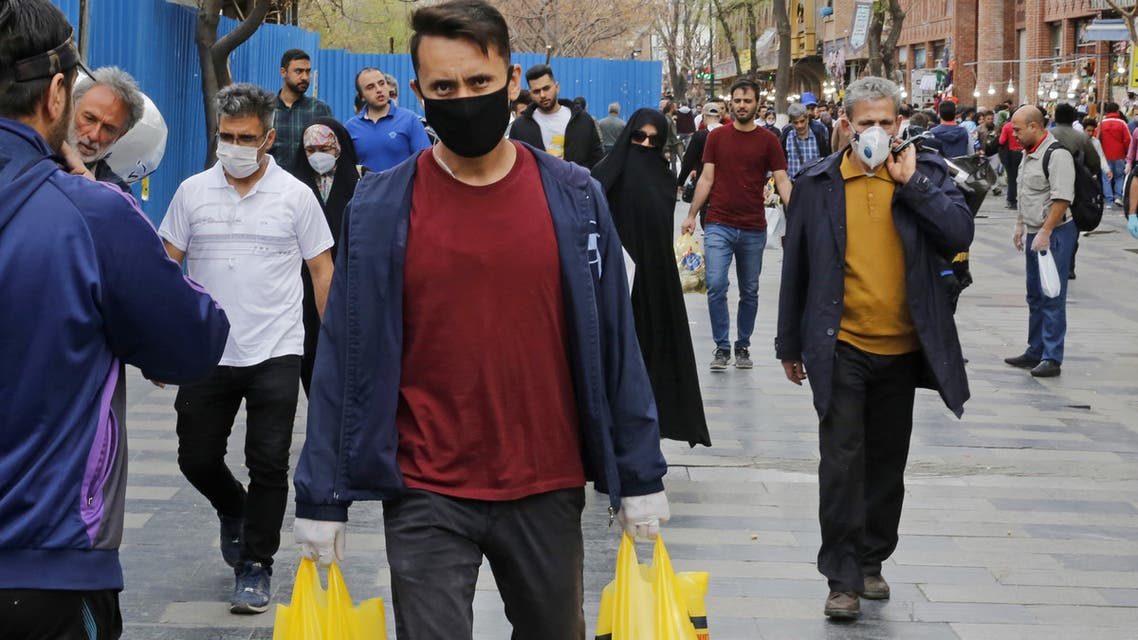 من  طهران (19 مارس فرانس برس)