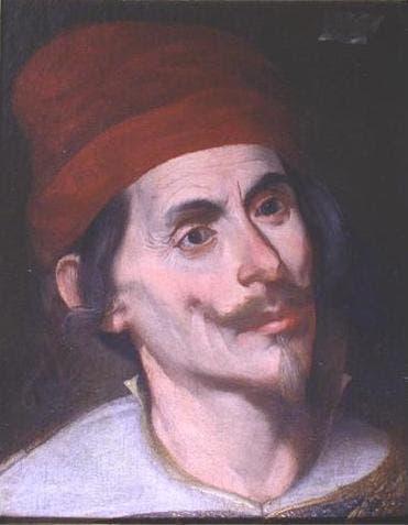 رسم تخيلي لماسينييلو قائد الثورة