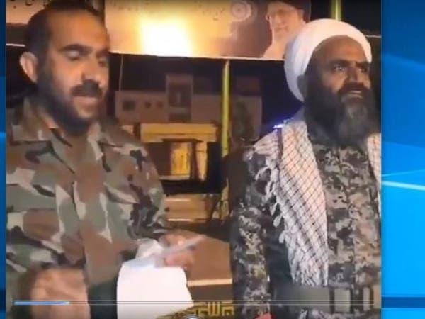 """شاهد.. باسيج إيران تحارب كورونا بـ""""نشيد الحرب"""""""