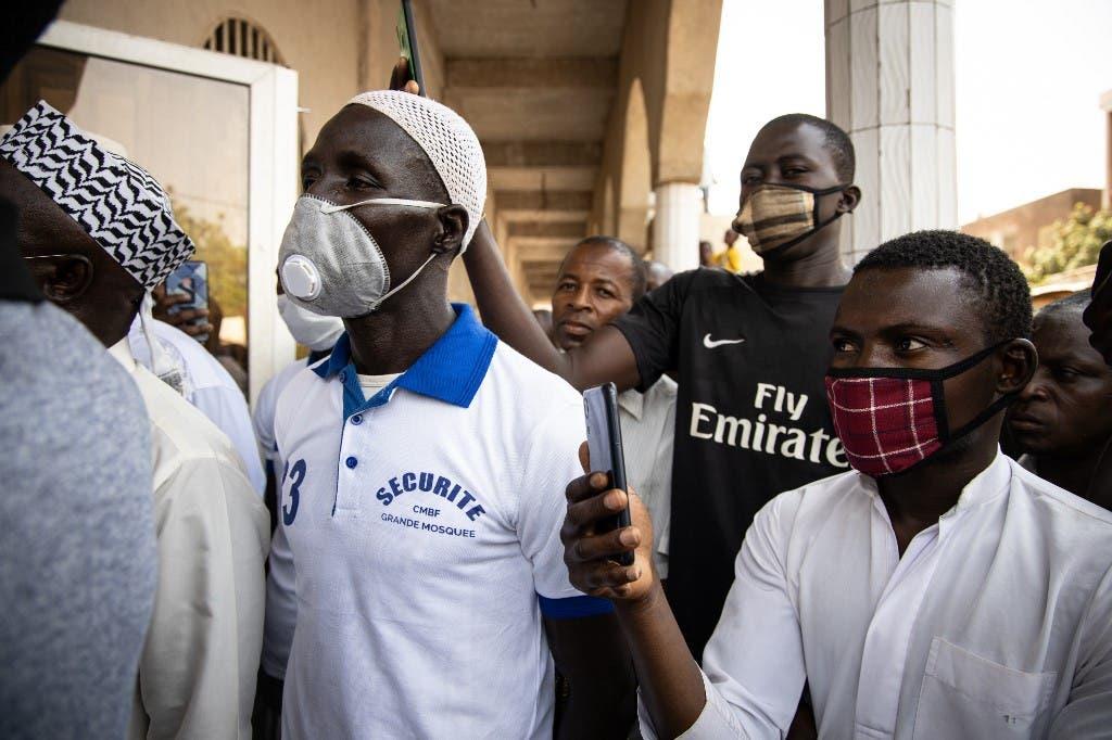 بوركينا فاسو - فرانس برس