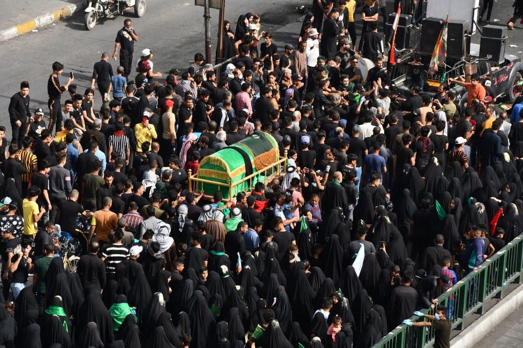 الناصرية - فرانس برس 21 مارس