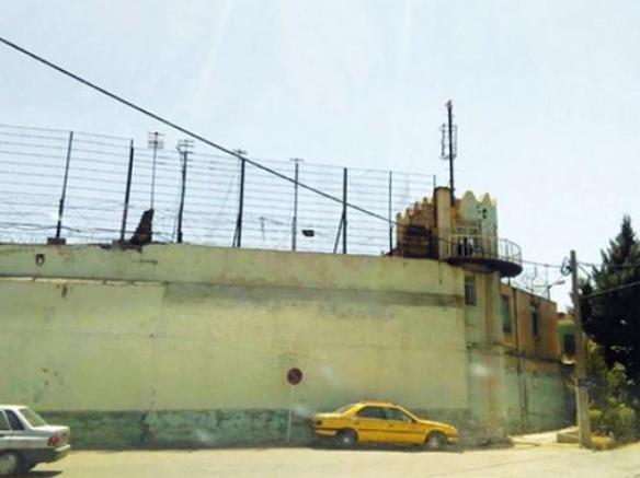 من سجن أليغودرز في إيران