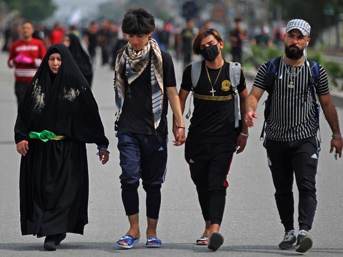 رغم حظر التجول في بغداد.. القبض على أكثر من 200 مخالف