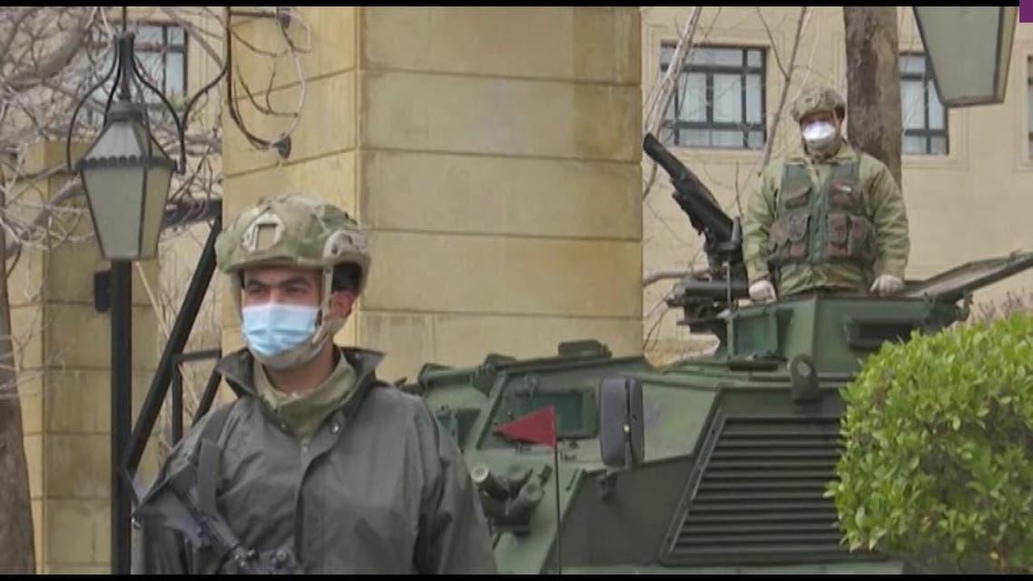 THUMBNAIL_ Sirens blare in Jordan for start of nationwide curfew to combat coronavirus