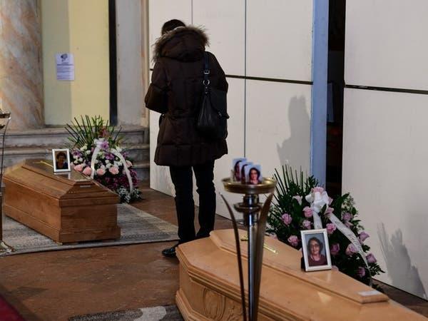 موت يخيم على إيطاليا.. 800 وفاة في يوم واحد