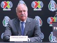 إصابة رئيس رابطة الدوري المكسيكي بفيروس كورونا