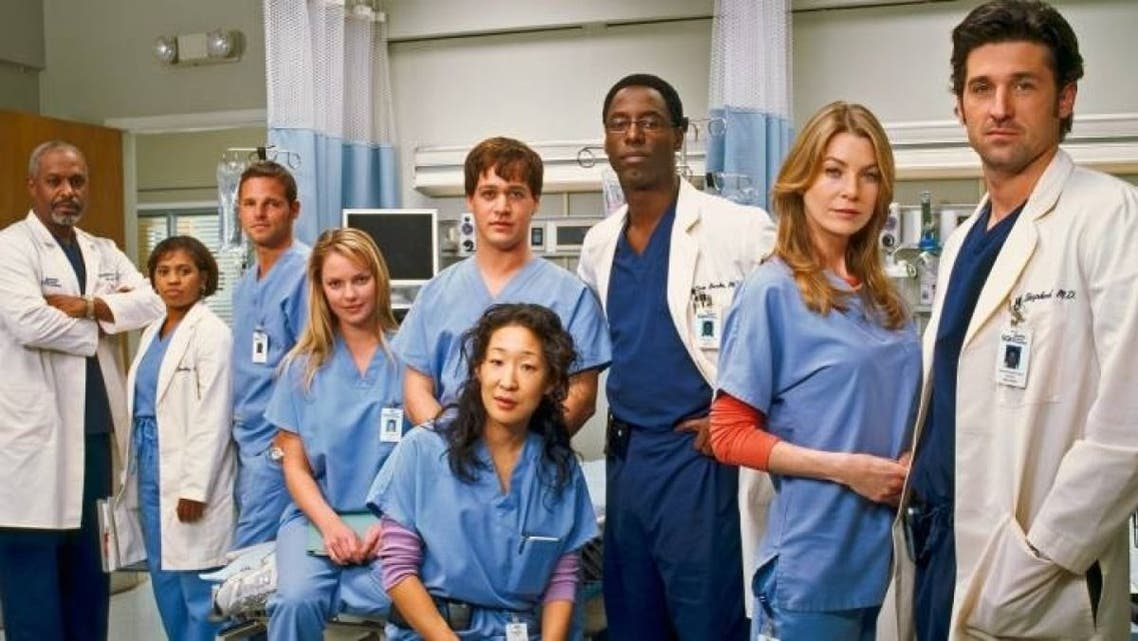 """Medical TV dramas such as """"Grey's Anatomy"""" are donating equipment including masks, gowns and gloves to emergency workers tackling the coronavirus pandemic. (Twitter)"""