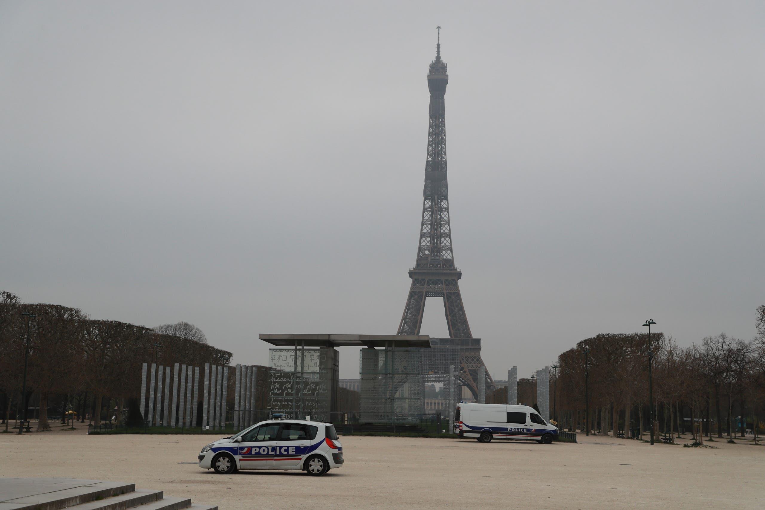 من باريس (فرانس برس)