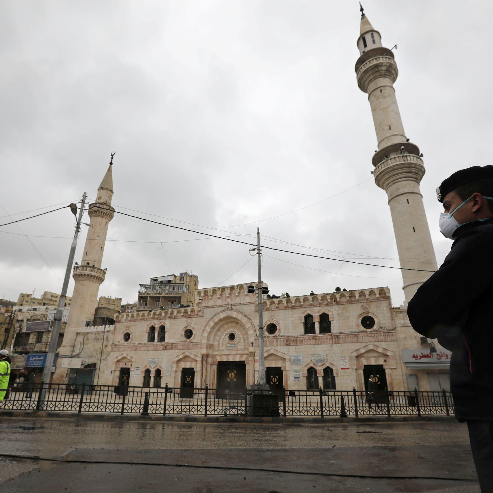 تعقيم شوارع في الأردن.. وتوقيف نحو 400 مخالف للحظر