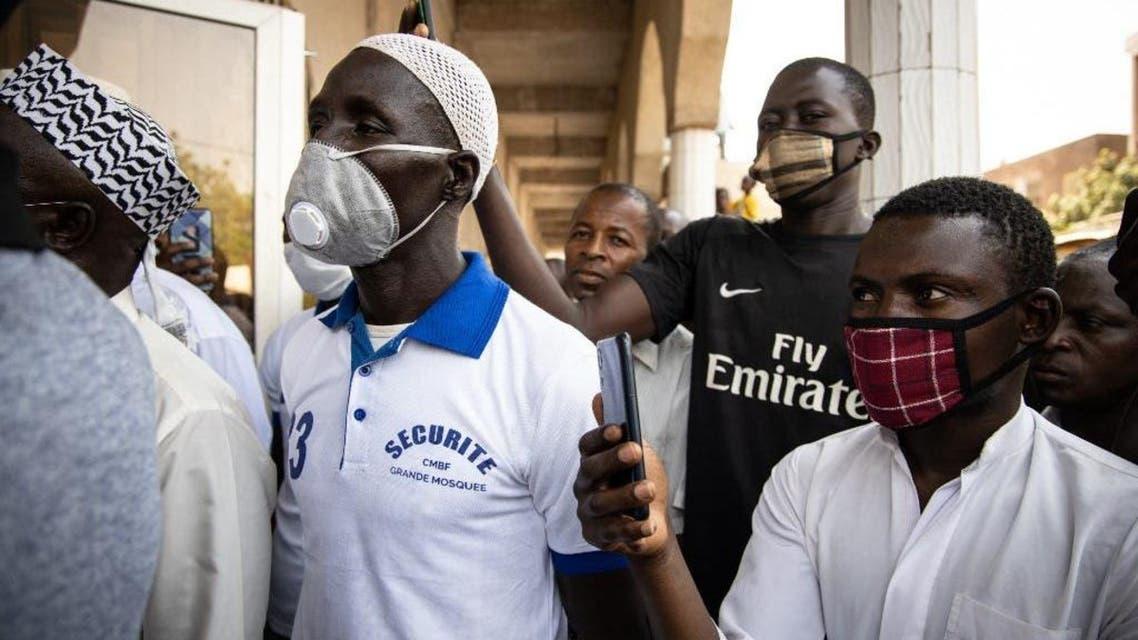 Africa underattack of Cronavirus