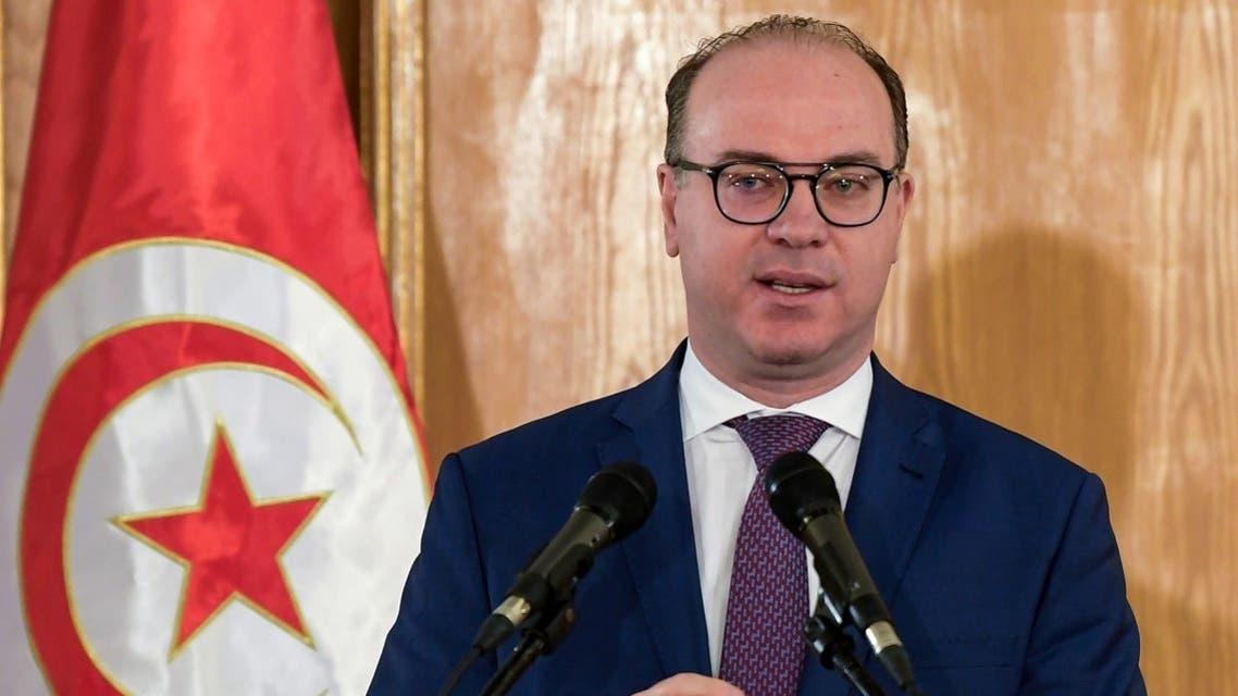 Tunisia's new Prime Minister Elyes Fakhfakh