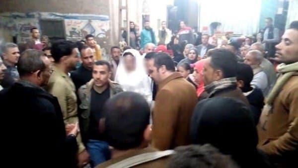 مصر.. الأمن يفض حفل زفاف بالشرقية منعاً لانتشار كورونا