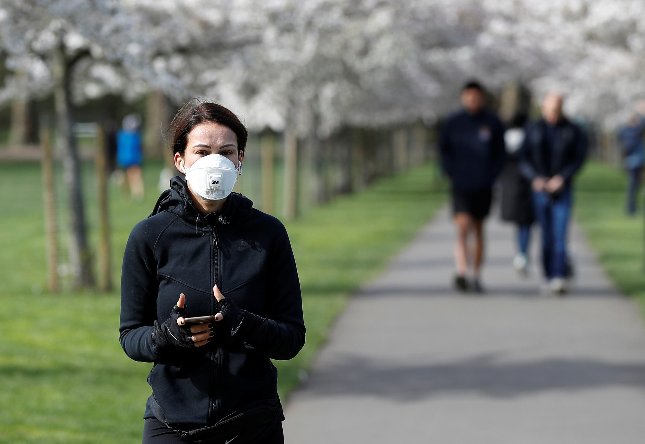 فيروس كورونا بريطانيا