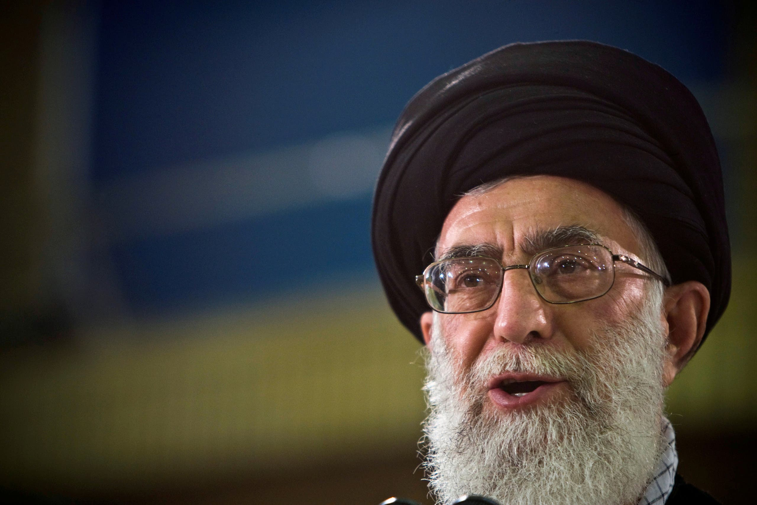 Nourizad was one of 14 activists inside Iran that called on Supreme Leader Ayatollah Ali Khamenei to resign in June 2019.  (File photo: Reuters)