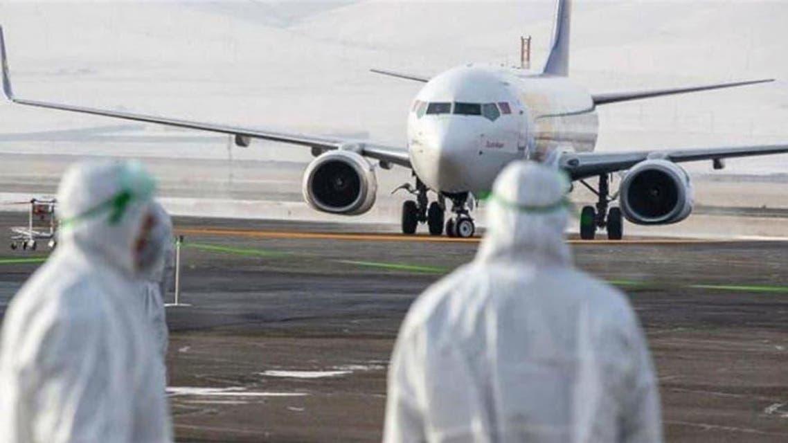 Coronavirus and Flights schedules
