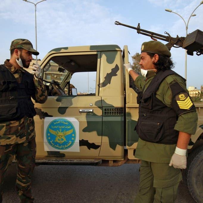 الجيش يصد هجوماً للوفاق على قاعدة عسكرية غرب طرابلس