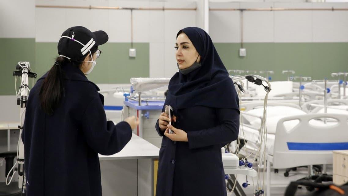 إيران كورونا