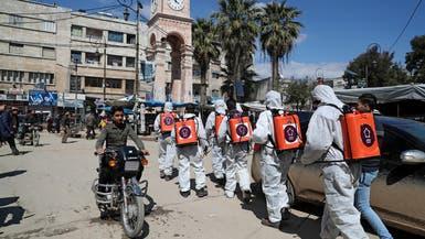 سوريا.. وفاة ممرضة وإصابة 15 مسلحاً عراقياً وإيرانياً بكورونا