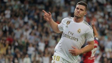 يوفيتش يثير غضب ريال مدريد