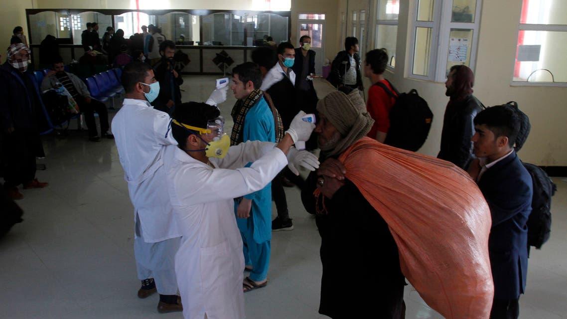 Afghanistan coronavirus