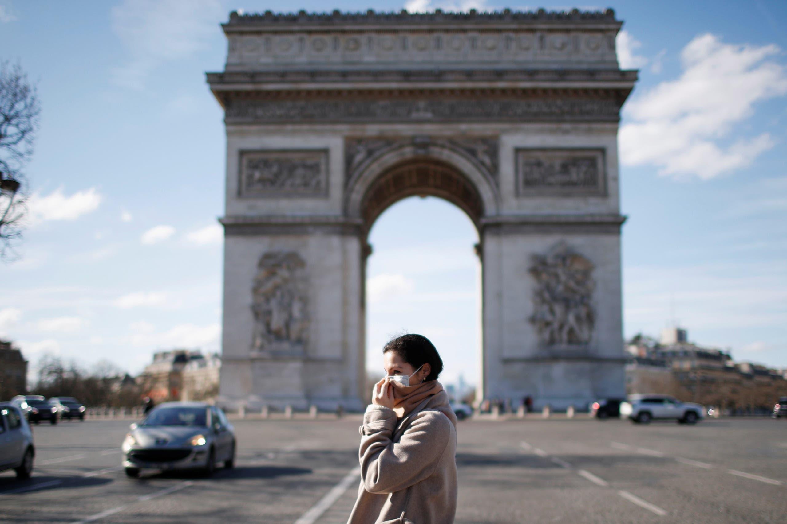 من باريس يوم 15 مارس