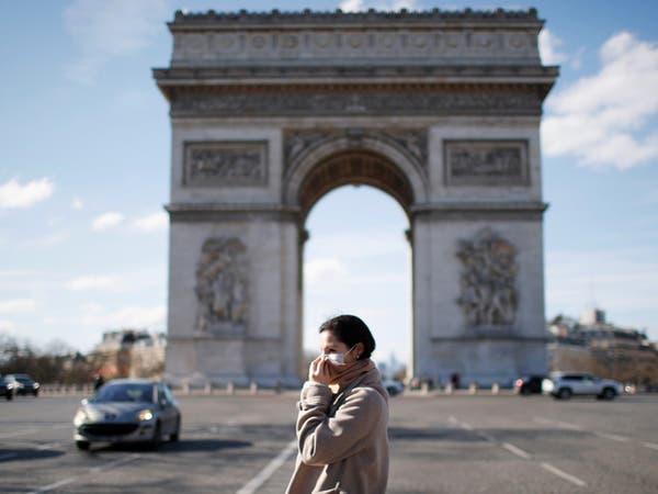 292 وفاة بكورونا في فرنسا خلال 24 ساعة