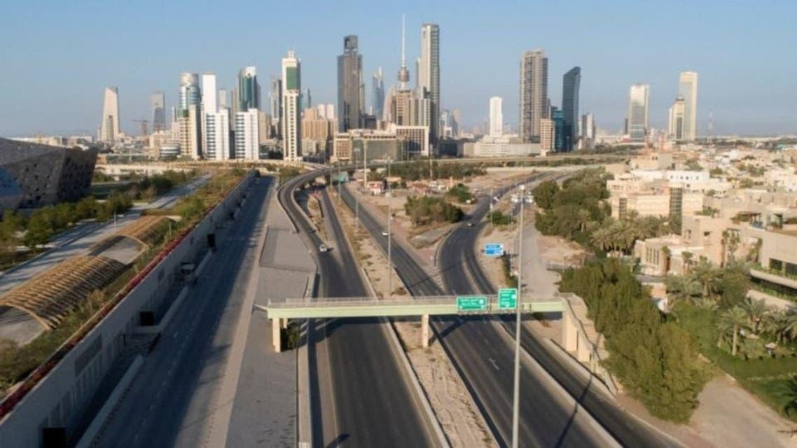 kuwait curfew