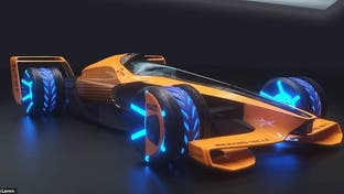 سباقات 2050.. سيارات ذكية وإطارات ذاتية الإصلاح