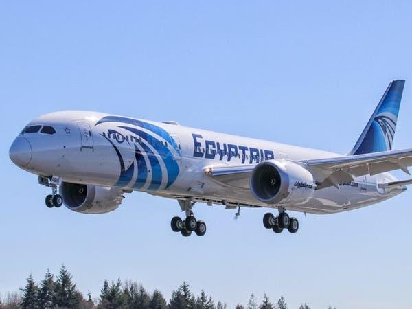 مصر للطيران: 75% من أجور العاملين بالجنيه مؤقتاً